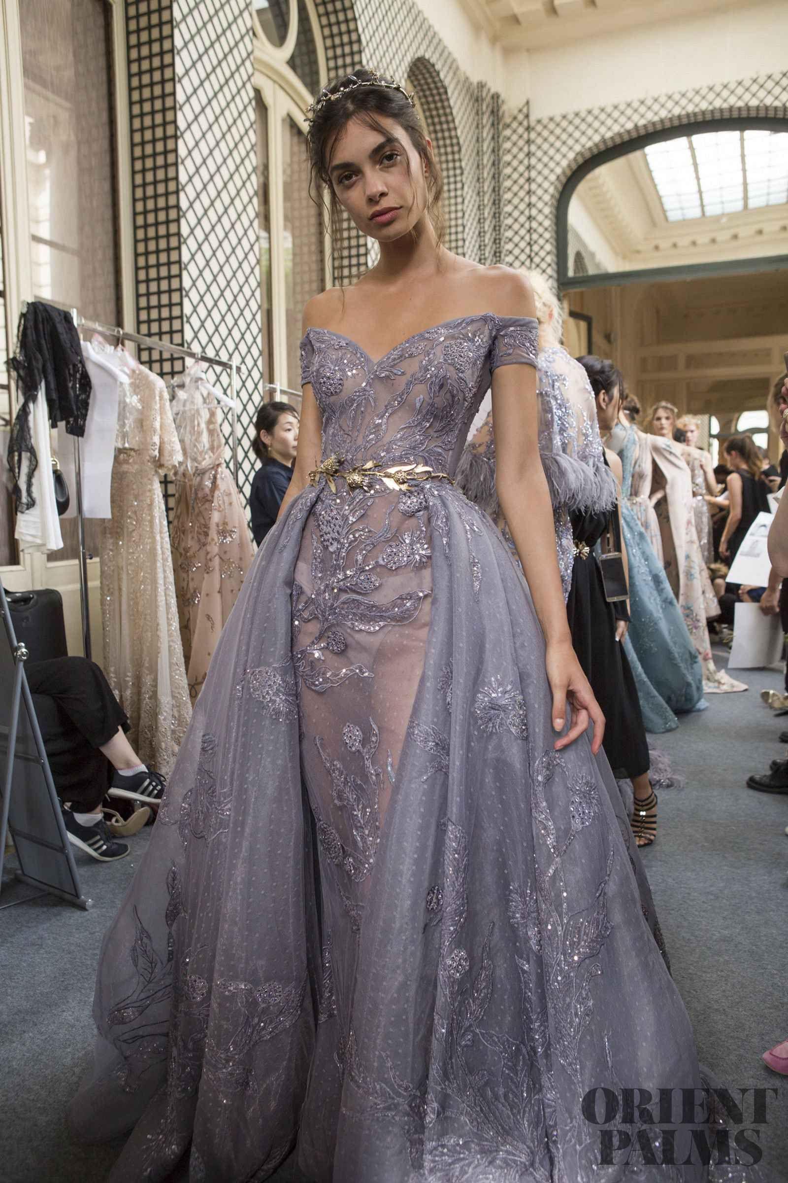 Zuhair murad autunnoinverno alta moda haute couture