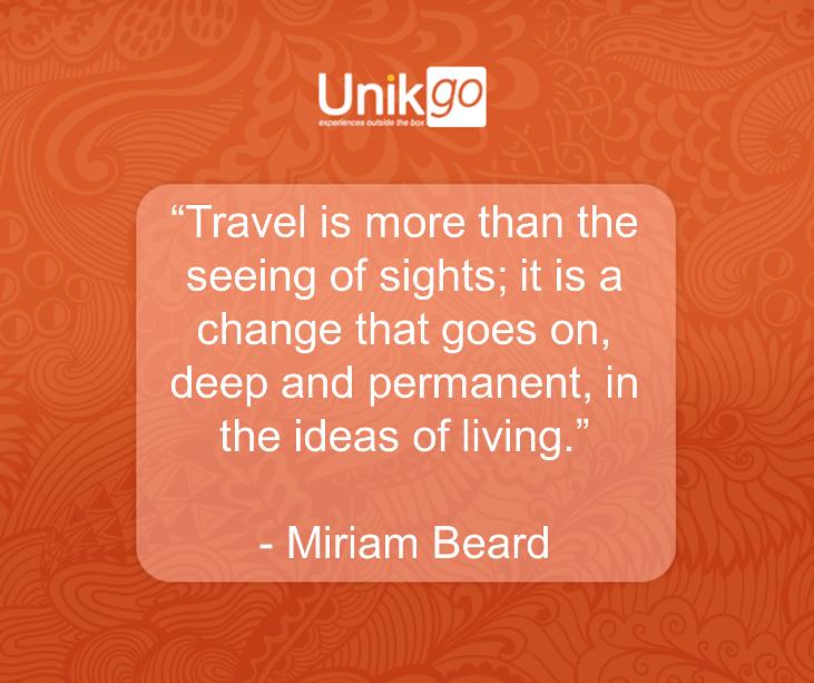 Get ready to live unique travel experiences! www.unikgo.com #travel #quotes #BeUnik #Cancun #RivieraMaya #Cozumel #Tulum