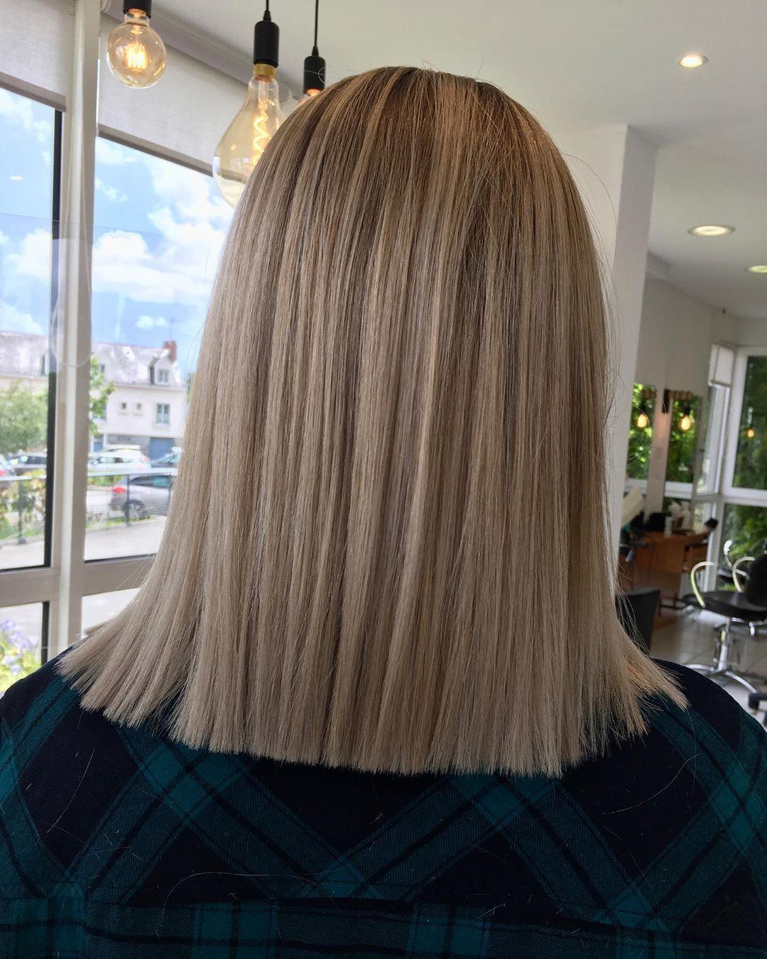 Salon Artiste Coiffure On Instagram Joli Resultat Pour Anne Lise Merci Pour Ta Confiance Blond Blondhai Idees De Coiffures Coiffure Coiffures Feminines