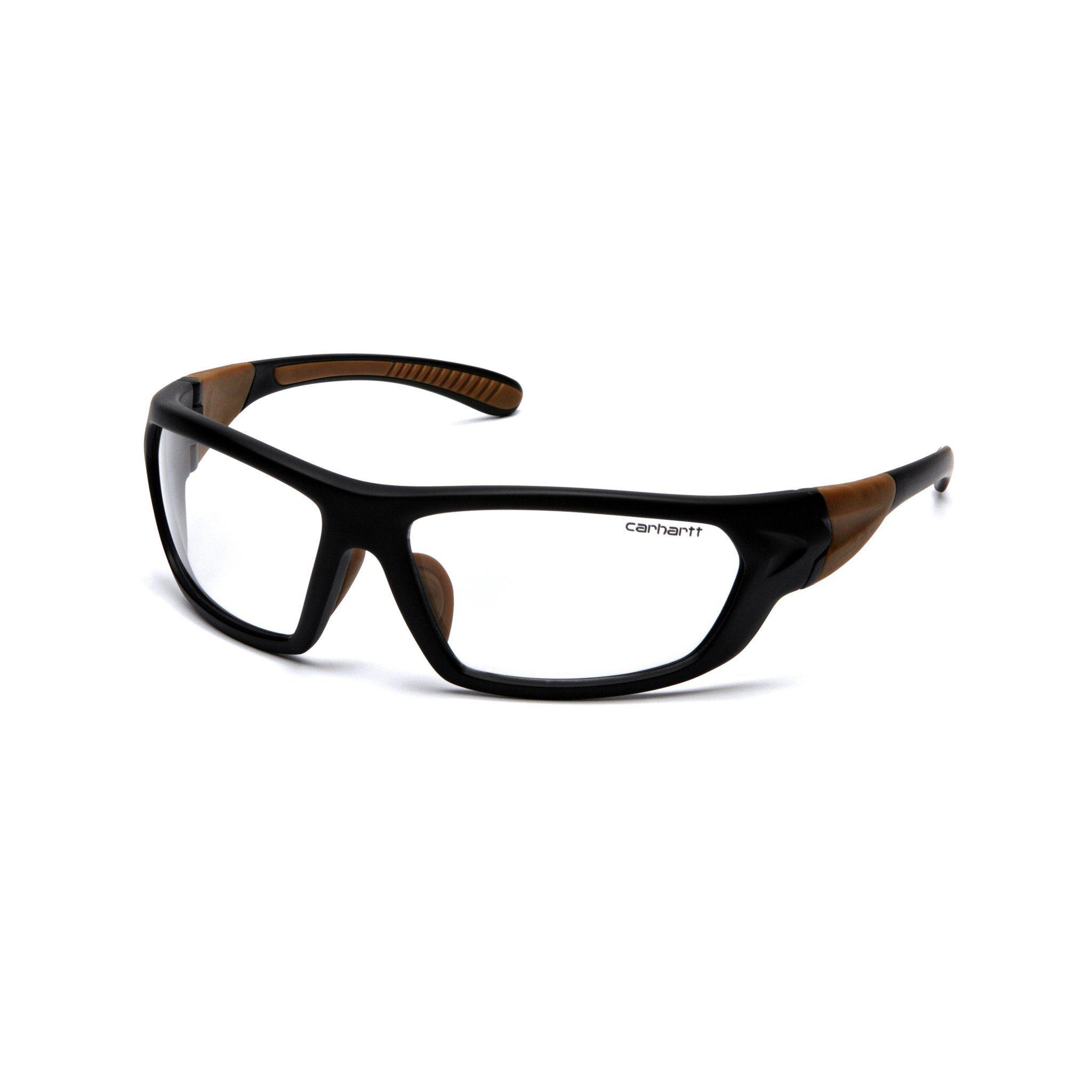 Carhartt carbondale antifog lens safety glasses pyramex