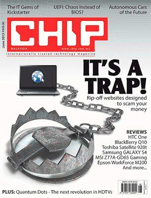 Pdf chip magazine