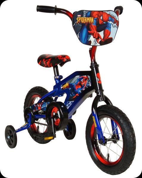 1 4 Inch Spider Man Bike Cycle Force Group Llc Spiderman 12