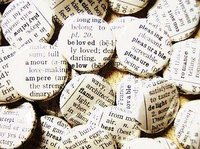 Cute Favor Idea For A Library Book Themed Wedding