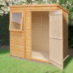 Buy Homewood Pent Shed 6 x 4ft at Argos.co.uk Your