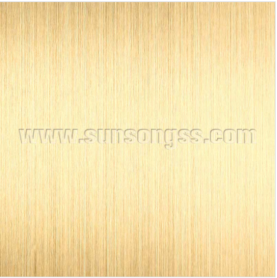 Hairline Colour Coated Gold Stainless Steel Sheet Material Thick 0 5 To 3 0 Mm Material Width 1500mm 20 Stainless Steel Sheet Steel Sheet Stainless Steel