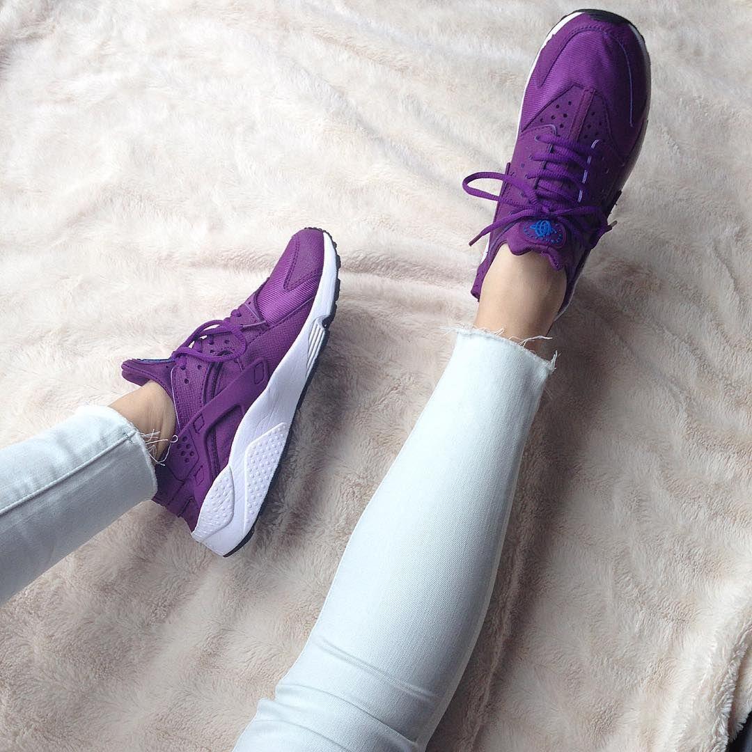 6446fb502aab1 Nike Air Huarache Mulberry
