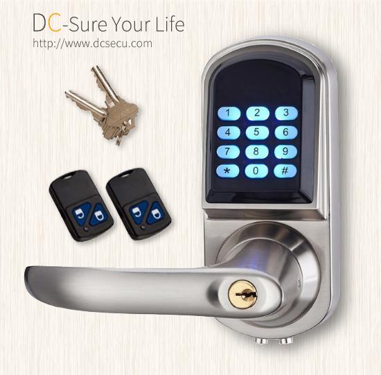 Architectural Ironmongery Remote Keypad Door Locks Residential Keyless Digital Door Locks Commercial Off Smart Door Locks Digital Door Lock Keypad Door Locks