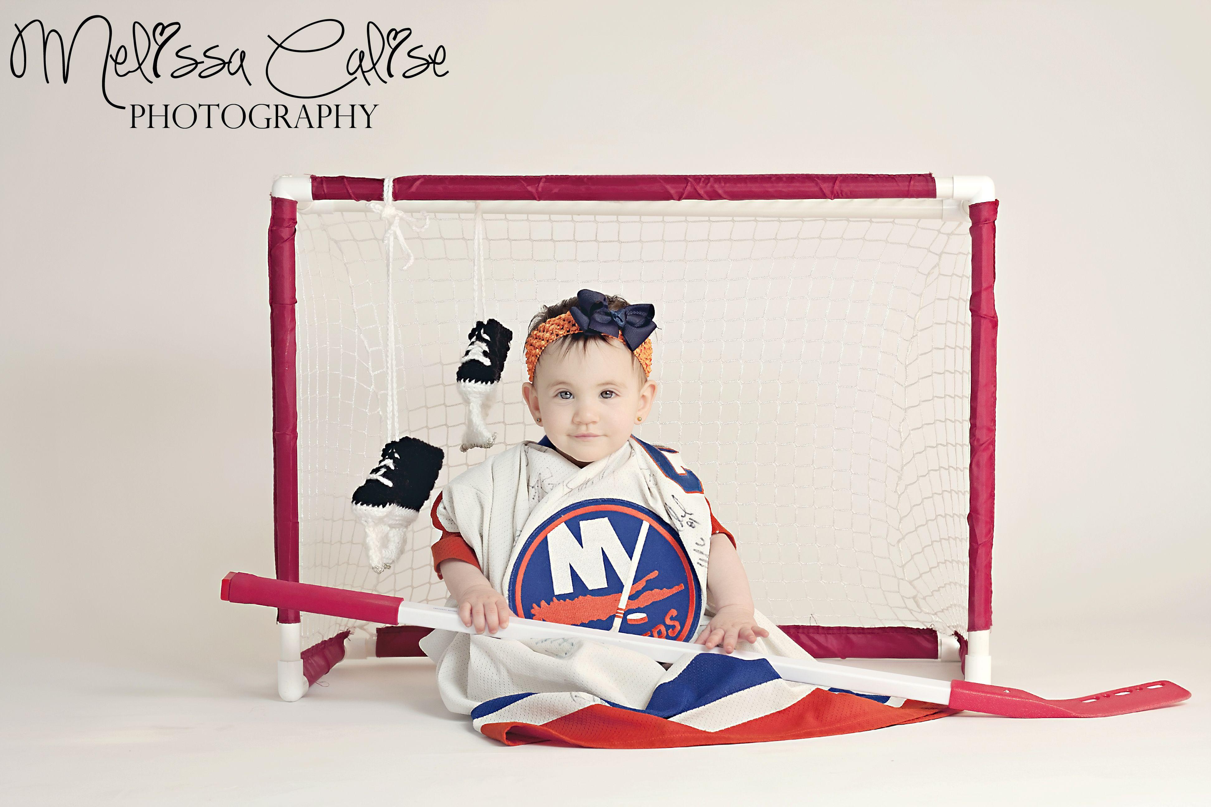Melissa Calise Photography (Photoshoot Ideas Girl Hockey Baby NY New York  Islanders) 90e2ed746