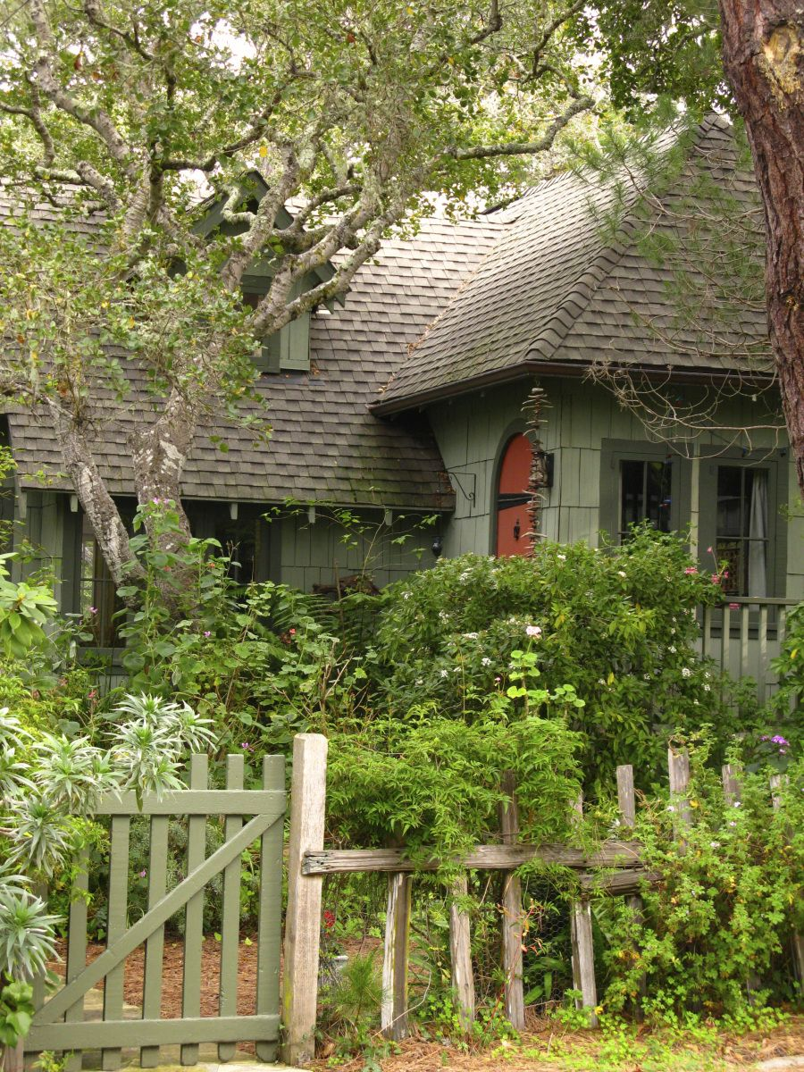 Mary mcdowell house carmel storybook homes and for Piani di casa cottage storybook