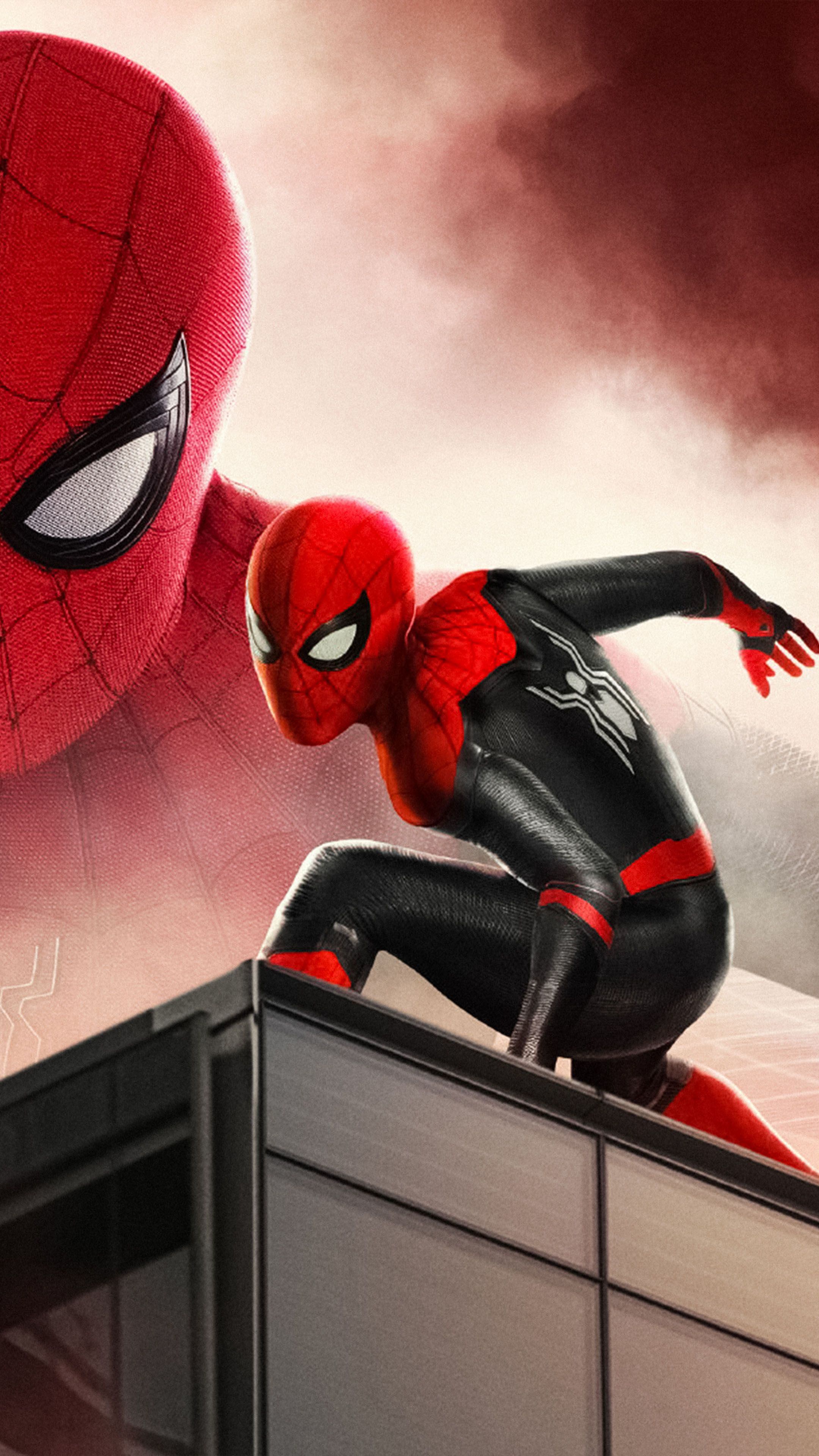 Download Spider Man Far From Home 2019 Poster Free Pure 4k Ultra Hd Mobile Wallpaper Spiderman Spiderman Pictures Spiderman Poster