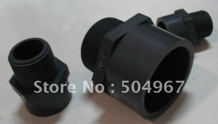 Upvc Male Joint Upvc Male Adapter Dn32 Inside Diameter For Socket Ends Is 40mm Upvc Sockets Adapter