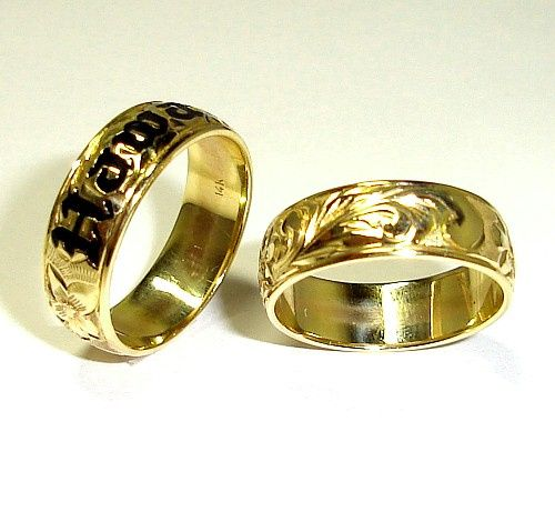 Hawaiian Wedding Tradition hawaiian wedding bands have the others