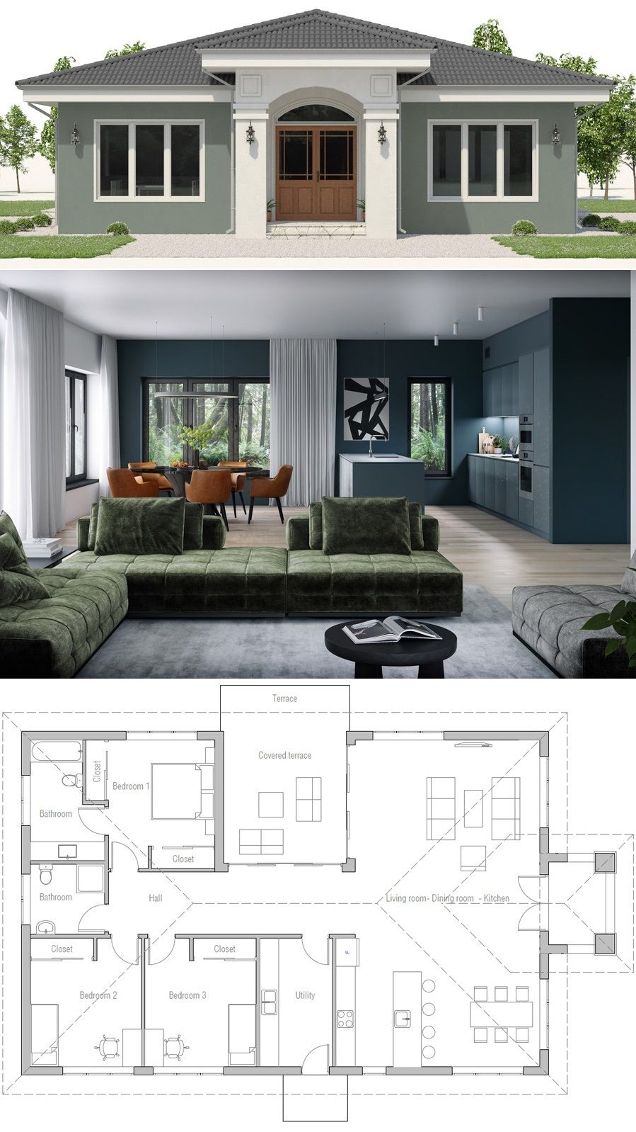 Photo of House Plan CH577