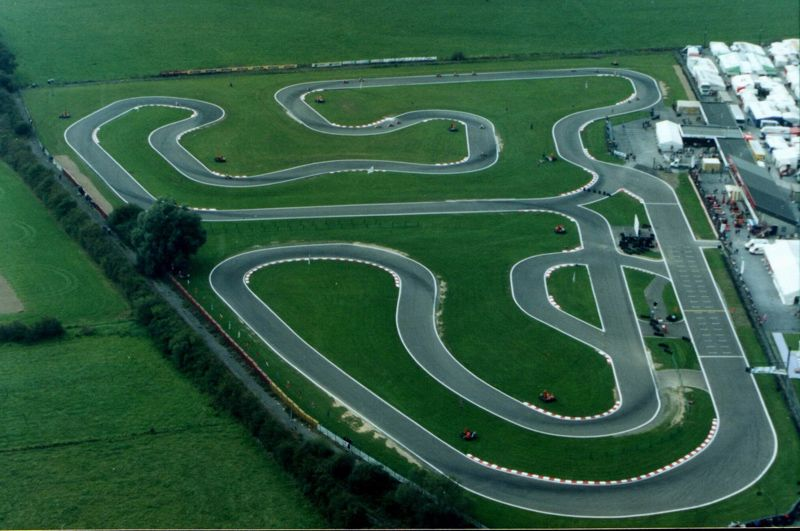 Karting Des Fagnes - Mariembourg, BE