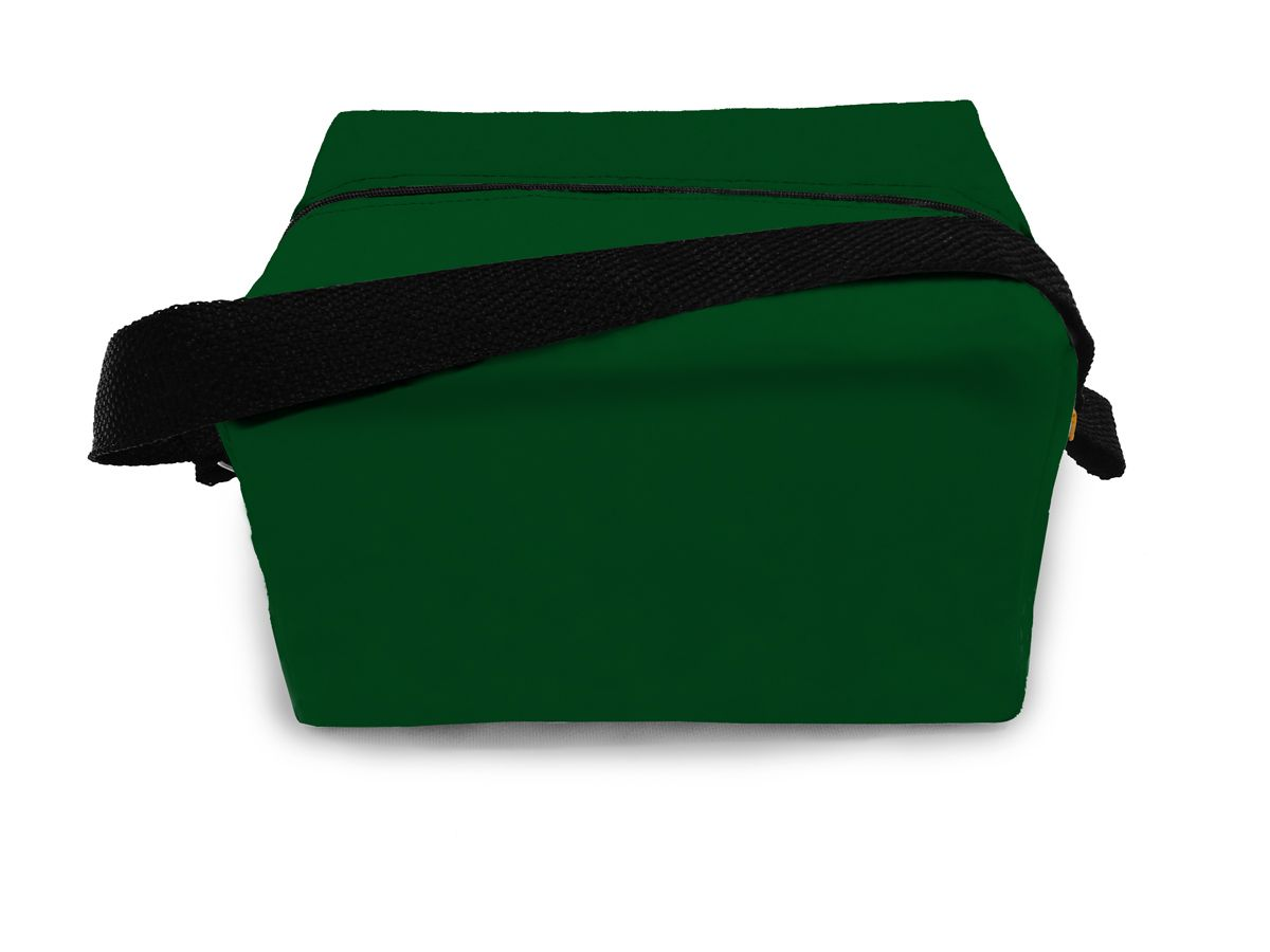 Lancheira Térmica Verde - 20x15x13cm - Dom Gato -  -  Dom Gato