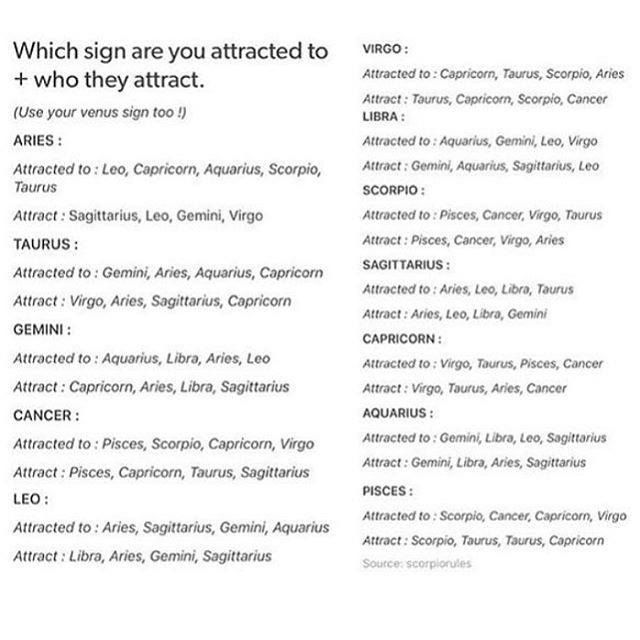 Yup  I'm definitely attracted to scorpios #Pisces<< same, they're so