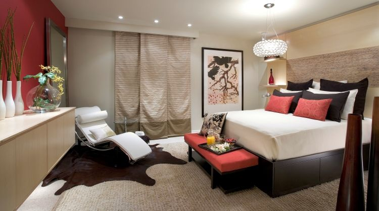 Get Inspired With These Amazing Bedroom Makeovers is part of Basement bedroom Makeover - Interested in making over your bedroom  Check out these stunning beforeandafter makeover photos of Candice Olson bedrooms