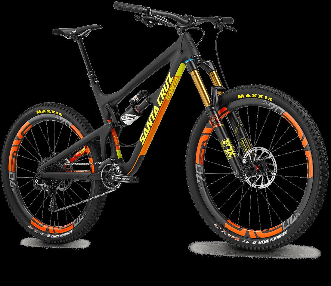 Santa Cruz Bicycles Nomad Cf 6 5 Mt Bike Bicycle Downhill Bike