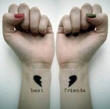 Friendship Tattoo Designs Tumblr