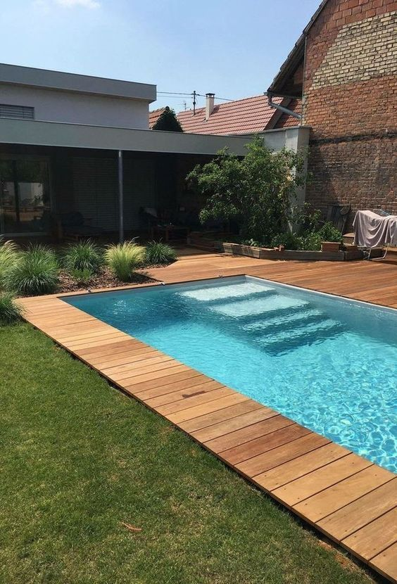 Swimming Pool Designs Ideas: 25+ Beautiful Inspirations for Stunning Backyard