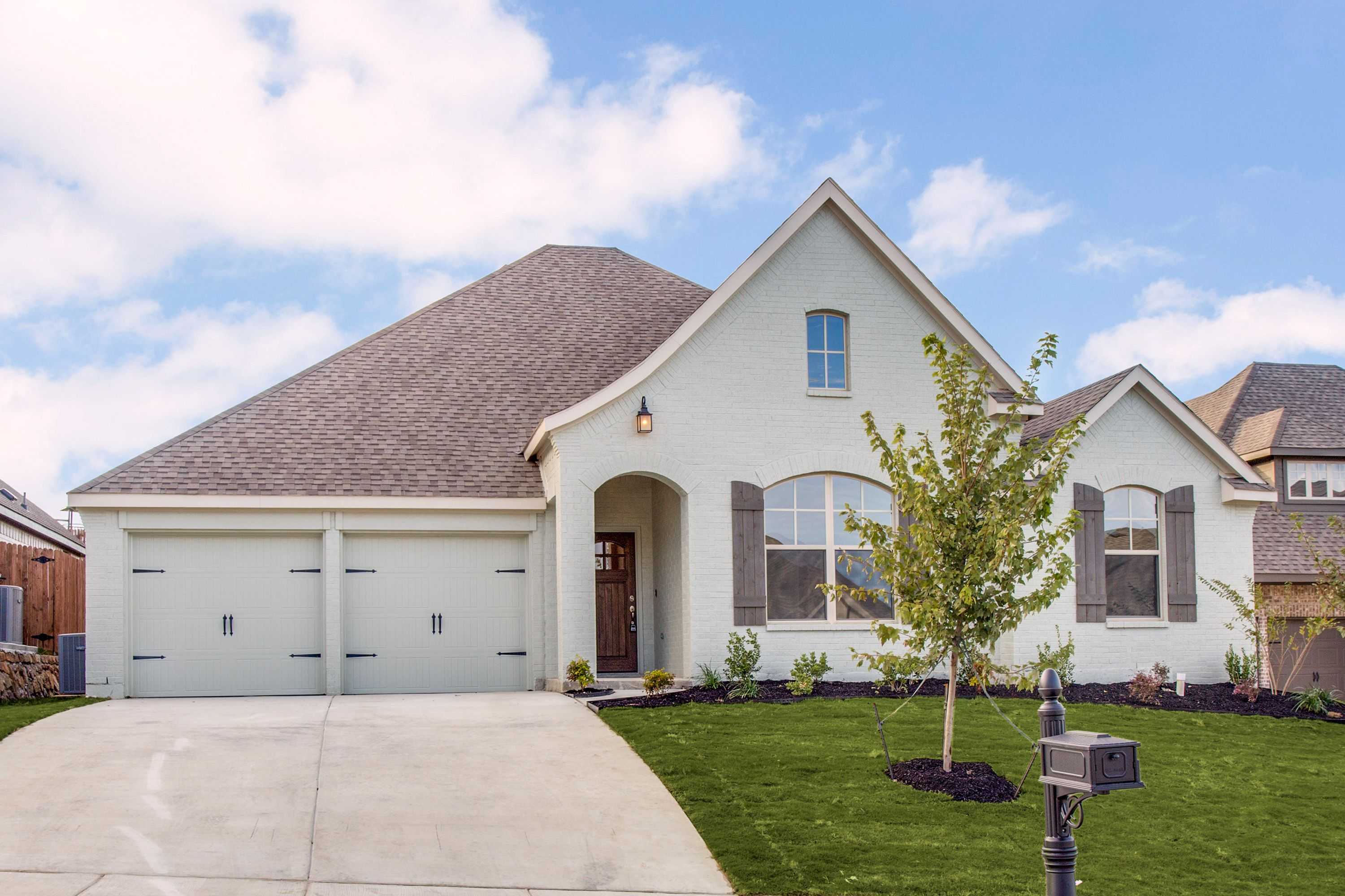 Austere Gray Accessible Beige Trim A Dream Boat In The Perfect Neighborhood Clarity Homes Dazzling Mom Exterior Renovation Brick Paint Colors Grey Exterior