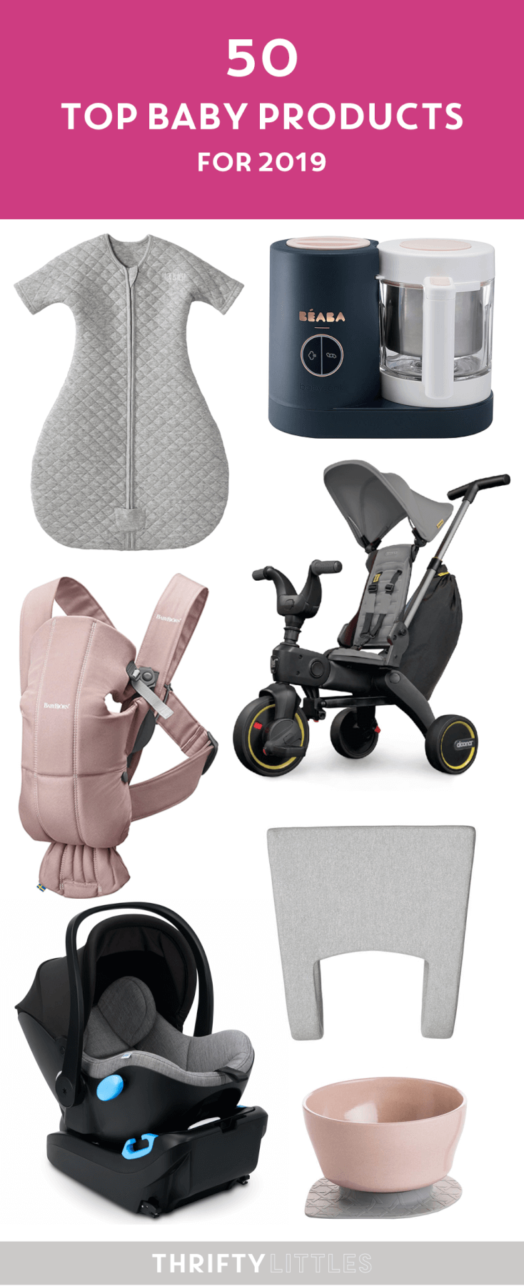 Best Baby Products 2019 The Top 50 Baby Products for 2019 (from the ABC Kids Expo