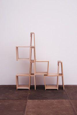 Shelving Chair