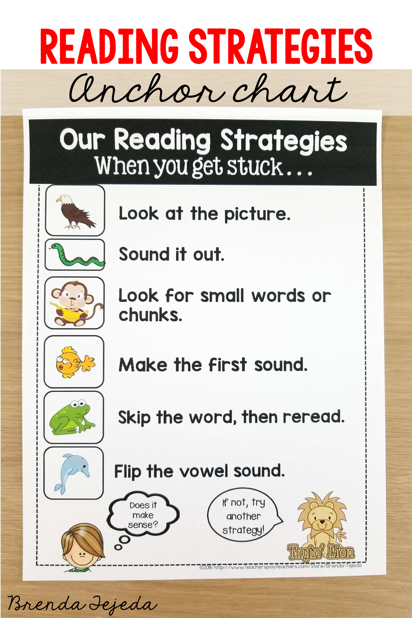 Reading Strategies Super Bundle 6 Strategy Packs Plus