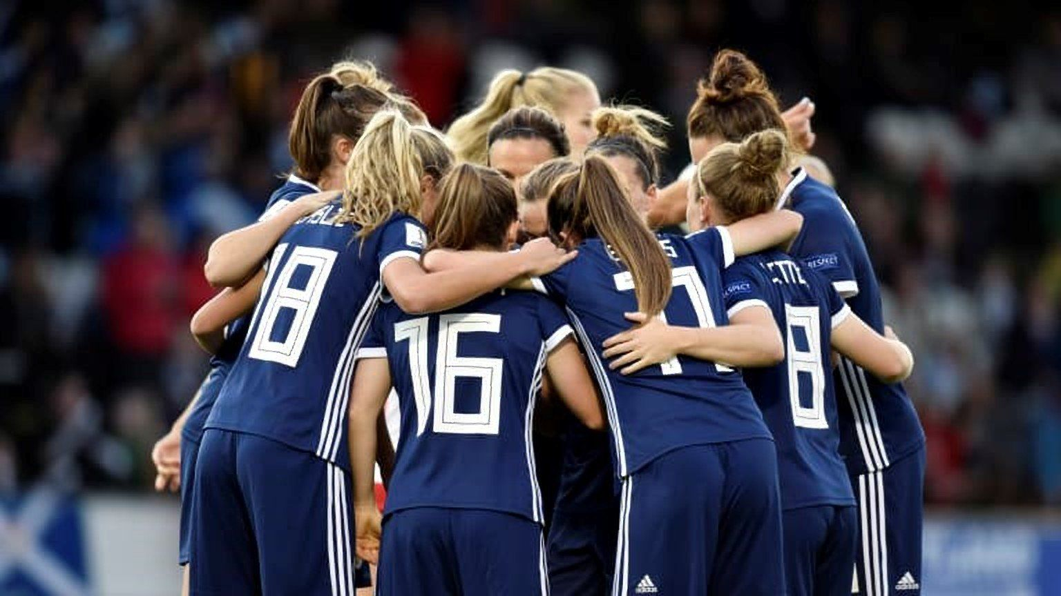 Scotland's Women Show the Boys How It's Done Womens