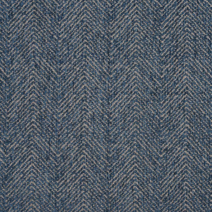 Oasis Aqua Blue Plain Chevron Tweed Upholstery Fabric : Patterns, Types of and Fabrics