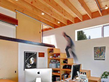 West Seattle Skybox Addition   Modern   Staircase   Seattle   Pierce Design