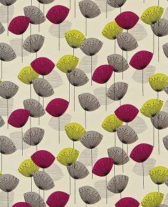 Dandelion Clocks Dopnda202 Sanderson Uk Fabric Fabric Wallpaper