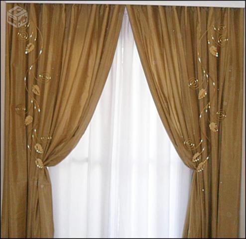 Resultado de imagem para cortinas chiques cortinas - Tipos de cortinas modernas ...