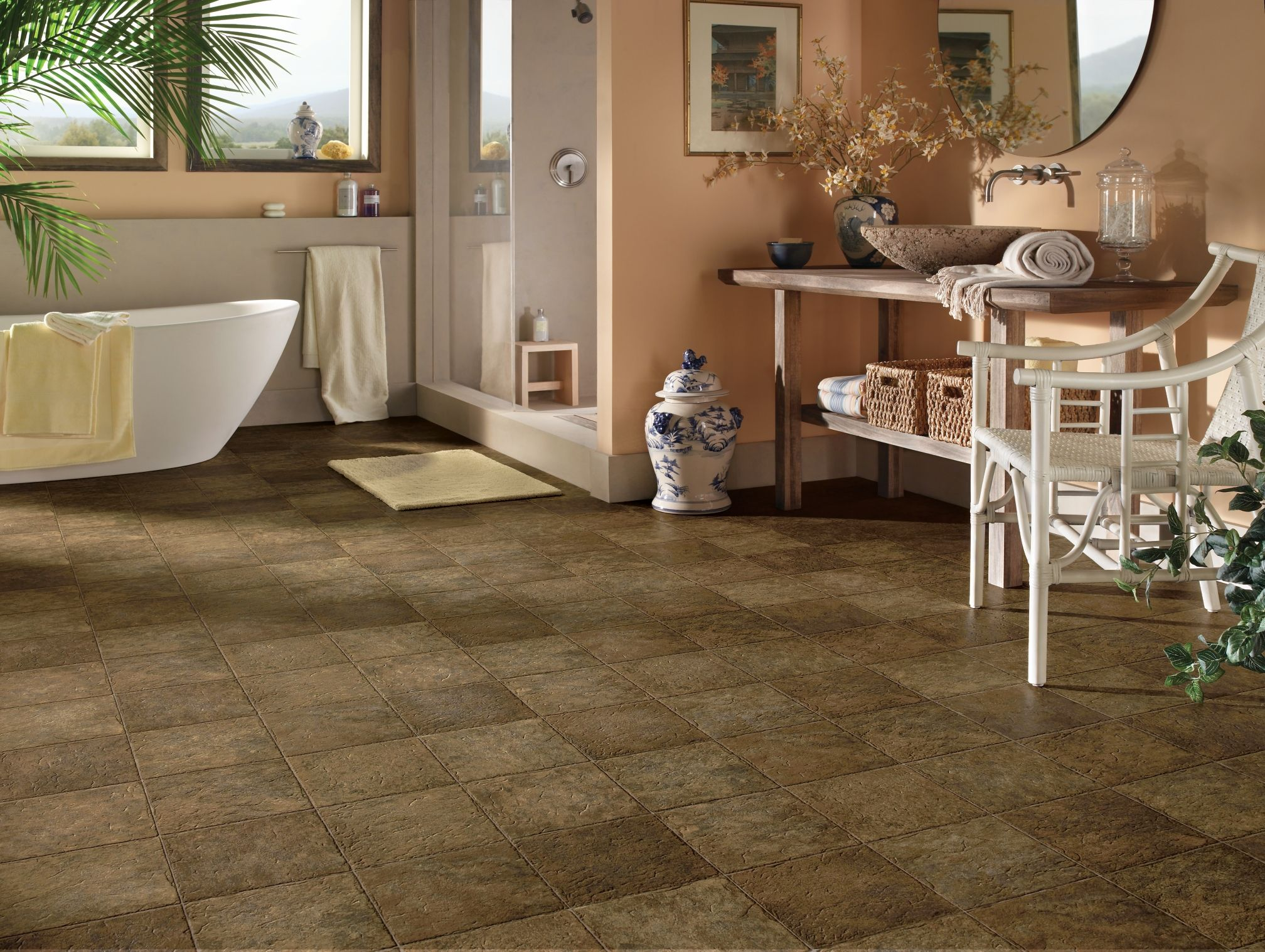 Armstrong Gallery Kitchen and bath design, Flooring