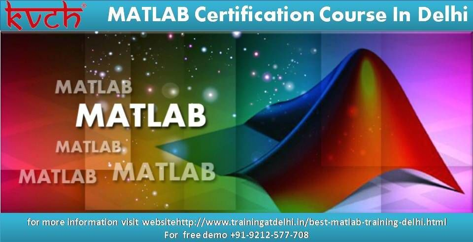 Are You Looking For Best Matlab Certification In Delhi