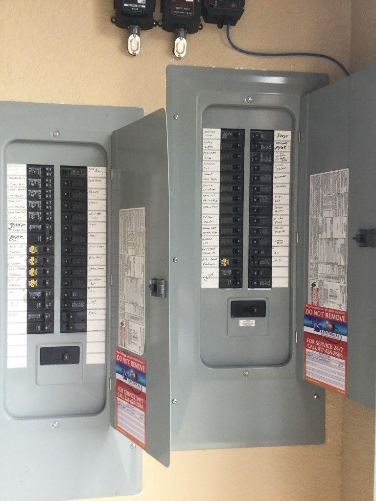 electrical panel installation electric workshop atelier shop class work shop garage [ 768 x 1024 Pixel ]