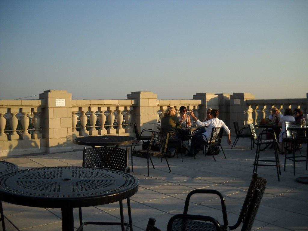 Top of the Town, downtown Tulsa, TTown, that is