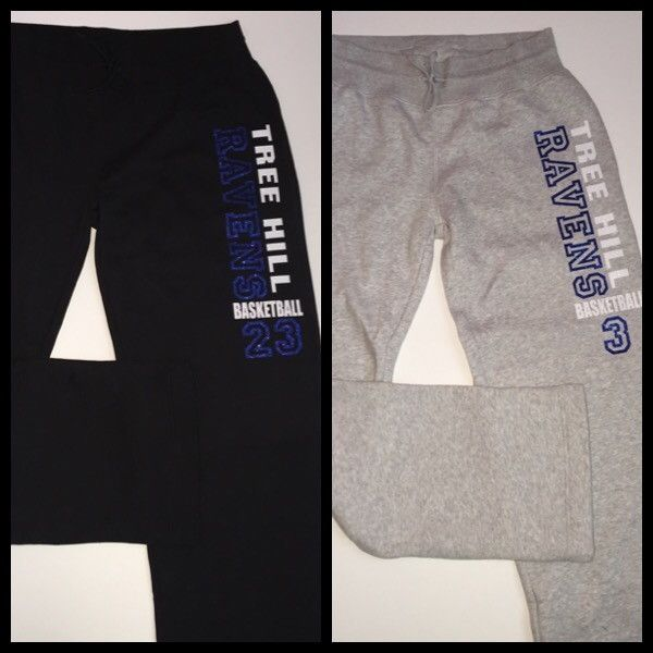 Tree hill ravens basketball sweatpants one tree hill ravens tree hill ravens basketball sweatpants one tree hill ruffles with love publicscrutiny Choice Image