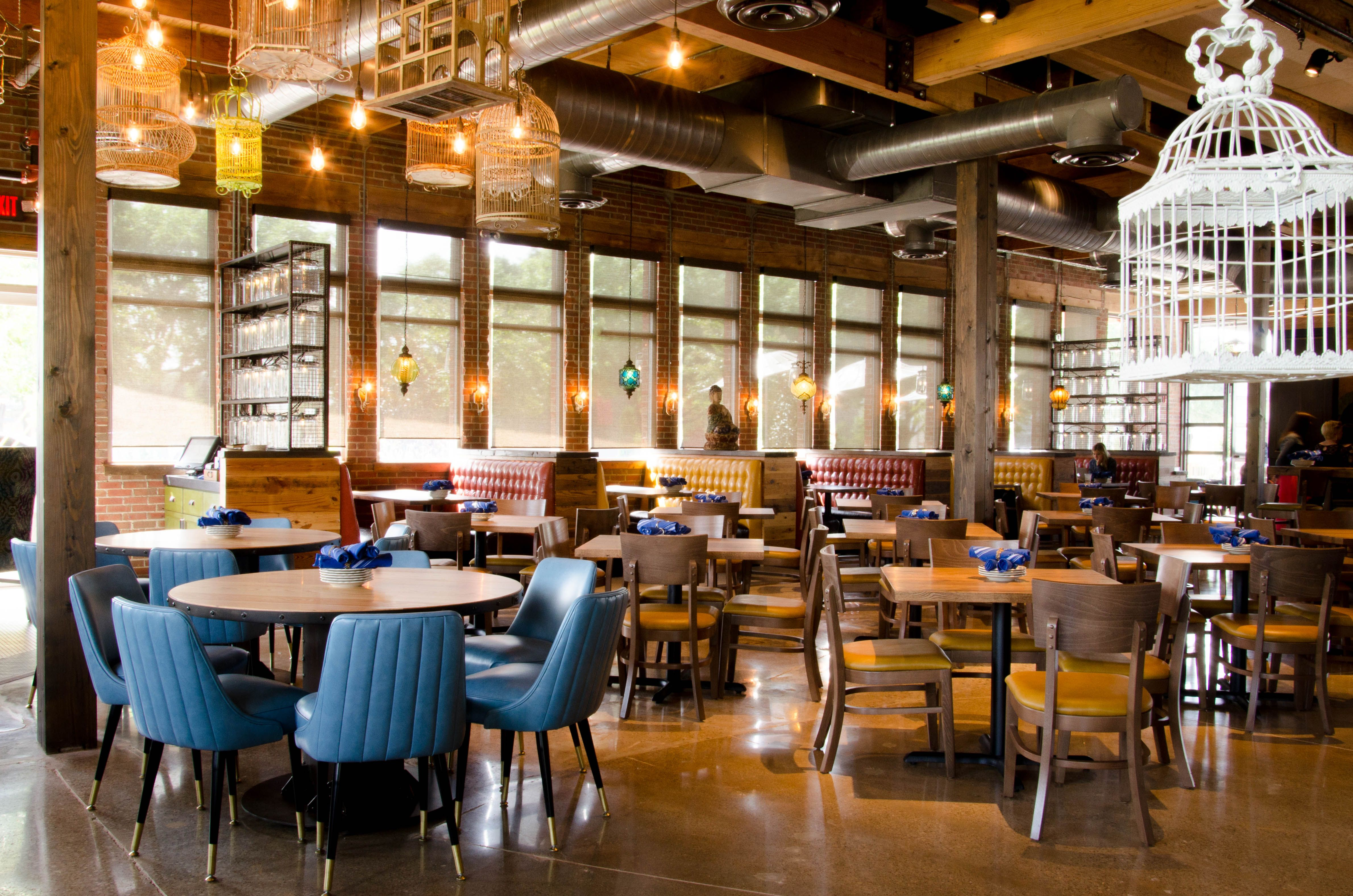 The 50 Best Southern Restaurants In America Southern Restaurant Restaurant Southern Design