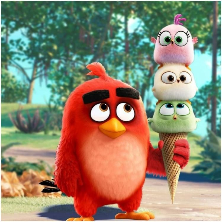 The Angry Birds Movie 2 2019 Photo Angry Birds Movie Angry Birds Cute Cartoon Wallpapers