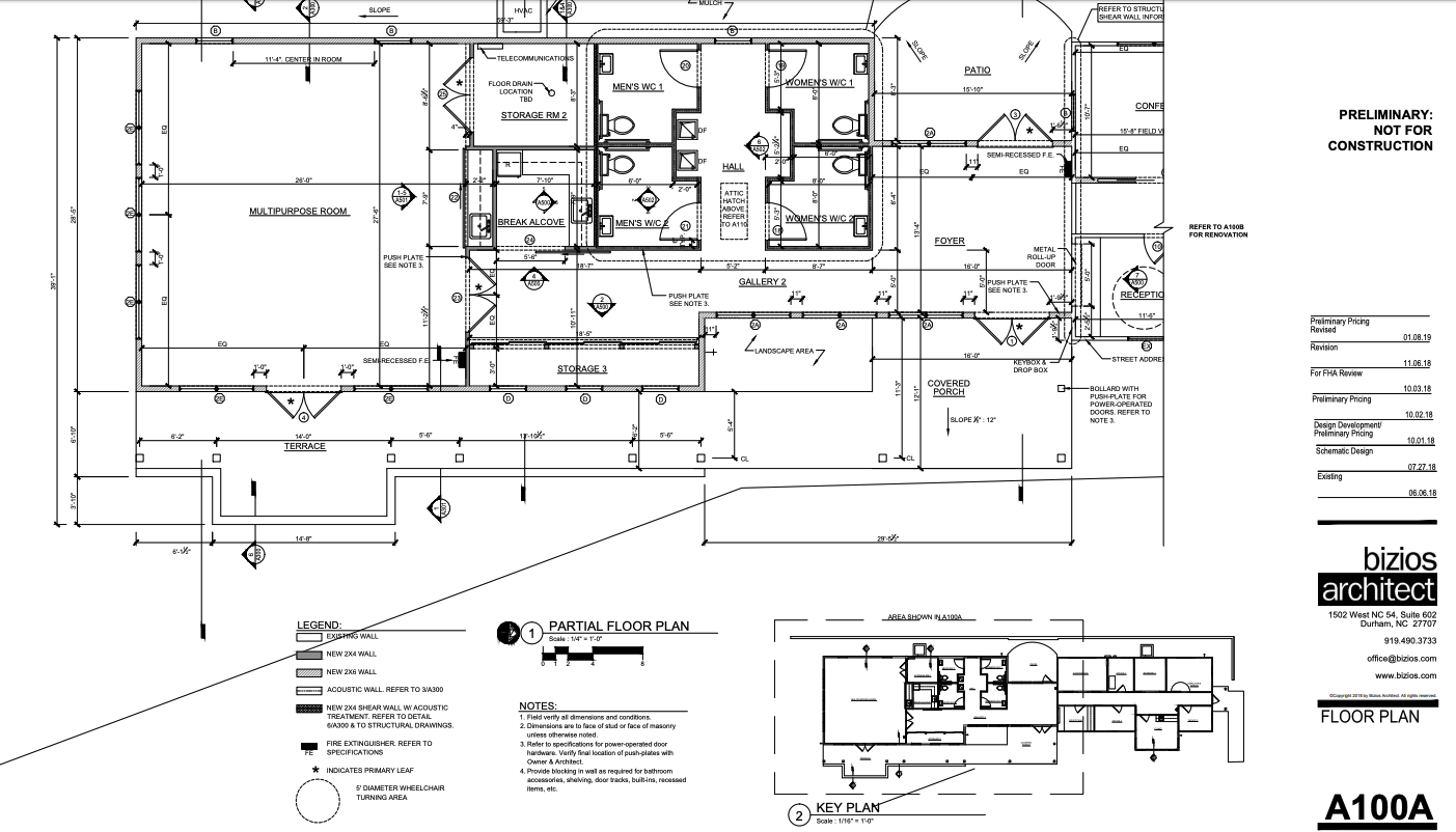 Building S Architectural Floor Plans Fearrington Cares Architectural Floor Plans Floor Plans How To Plan