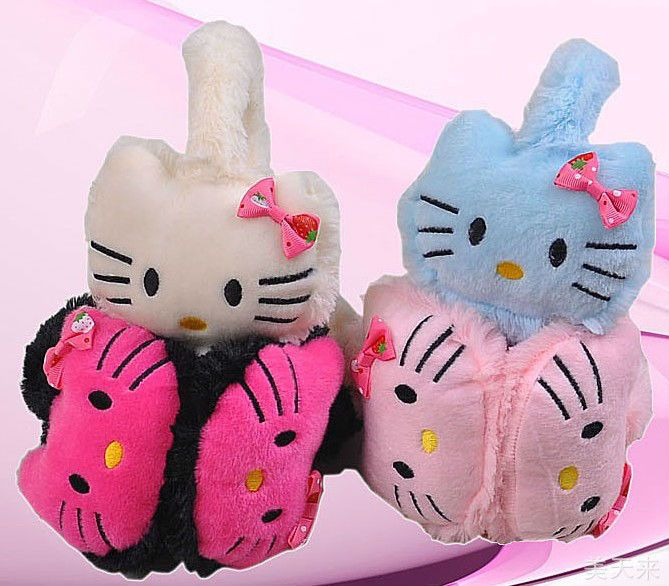Hello Kitty Girl/'s Earmuffs