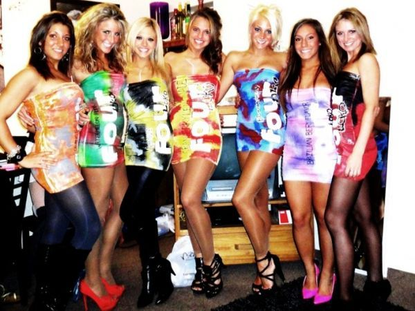 The Hottest Girls In BroBibleu0027s Halloween Costume Contest - BroBible.com Sc 1 St Pinterest  sc 1 st  Germanpascual.Com & Halloween Costumes College Girls u0026 15 Best Costume Ideas Images On ...