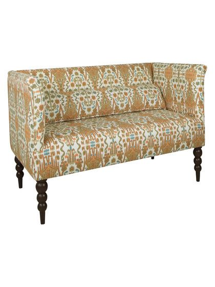 Bombay Mango Settee By Platinum Collection By SF Designs At Gilt