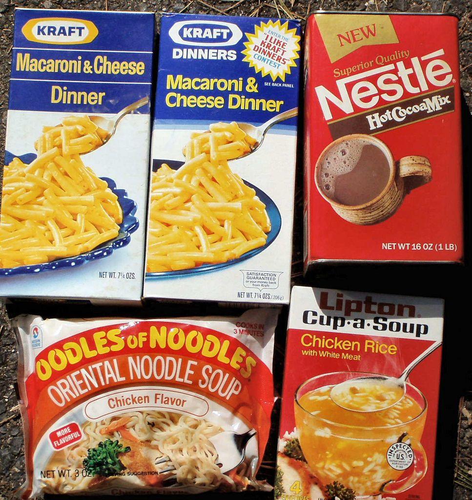 Vintage 1990s Kraft Macaroni /& Cheese C Rex Flashlight Food Premium with Box
