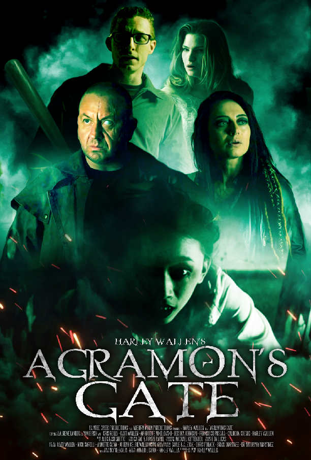 Loving the new poster for AgramonsGate from writer