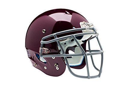 4adbd795 Schutt Sports DNA Pro+ Varsity Football Helmet, Maroon, Medium ...