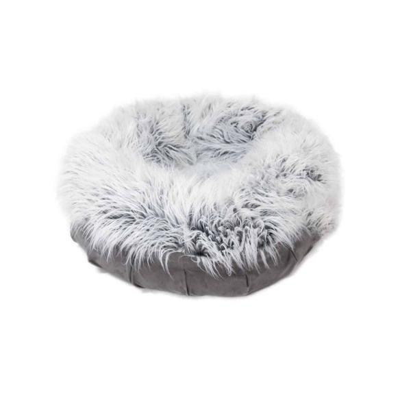 Faux Fur Shag Puff Companion Pedic Luxury Dog Bed Animals Matter Luxury Dog Designer Dog Beds