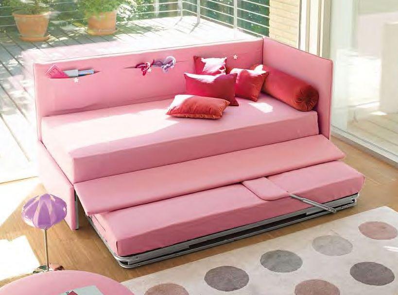 Bonaldo Peggy Single Bed | Contemporary Single Beds | Modern Furniture