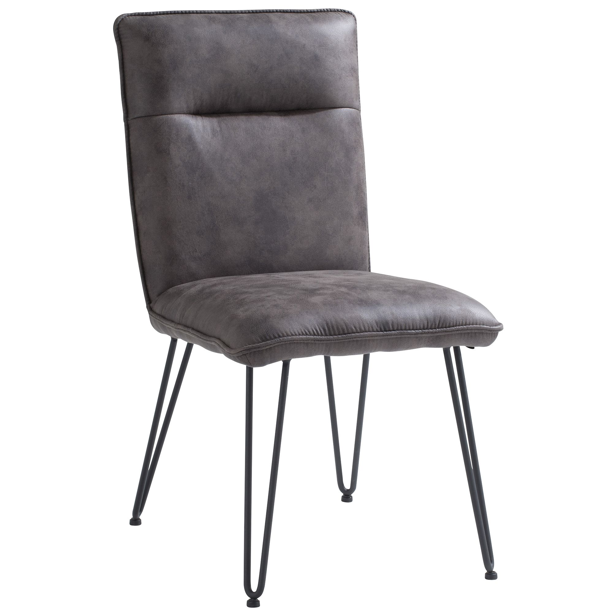 Chaise Grise Capitonnee Salle A Manger Salle A Manger Grise Chaise Grise Chaise Capitonnee